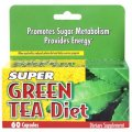 Super Green Tea Diet 60 capsules - Nature's Bounty