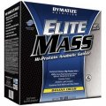 Elite Mass Hi-Protein Muscle Gainer Banana Cream 4.540kg - Dymatize