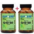 Kosher Co Q10 60 mg 120 (60+60) caps - SupHerb
