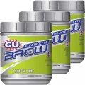 Electrolyte Brew Lemon Lime 3 X 910g (6 lbs) - GU
