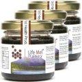 Life Mel Honey - Chemo Support Honey Economy Pack including 3 Jars (360g) - Tzuf Globus Ltd