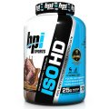 ISO HD Whey Protein Isolate & Hydrolysate Chocolate Brownie 2.285 kg - bpi Sports