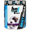 Best BCAA Powder Green Grape 300g - BPI