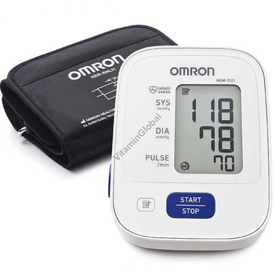 Omron M2 Blood Pressure Automatic Monitor