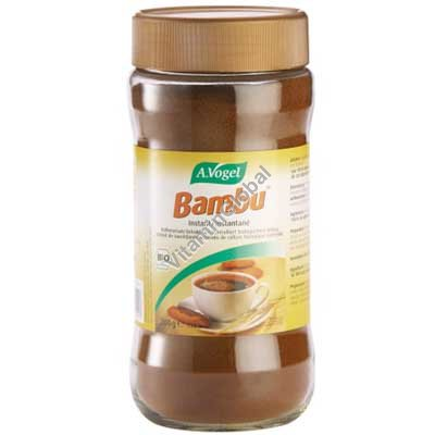 Bambu Instant Coffee Substitute 200g - A.Vogel