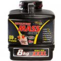 Kosher Revolution Mass Gainer Strawberry & Banana Flavor 8 kg - PowerTech Nutrition
