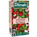 Rosehip & Hibiscus 25 tea bags - Dilmah Infusions
