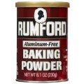 Gluten Free Baking Powder 230g - Rumford