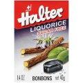 Sugar Free Liquorice Bonbons 40g -Halter