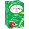 Green Tea & Cranberry 25 tea bags - Twinings