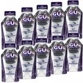 Energy Gel Jet Blackberry 10 gels 32g each - GU