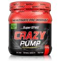 Crazy Pump Kosher Pre-workout Watermelon Flavor 400g - Super Effect