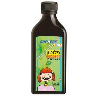 Flutone Shiulone Syrup - natural cough remedy 200 ml - SupHerb