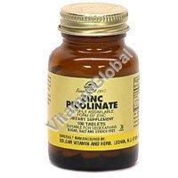 Zinc picolinate 22 mg 100 tabs - Solgar