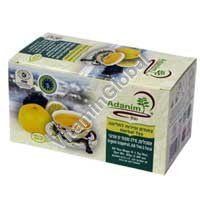 Organic Grapefruit - Ash Tree 20 tea bags - Valdena