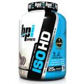 ISO HD Whey Protein Isolate & Hydrolysate Cookies and Cream 2.285 kg - bpi Sports