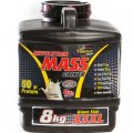 Kosher Revolution Mass Gainer Vanilla Flavor 8 kg (17.6 LB) - PowerTech Nutrition