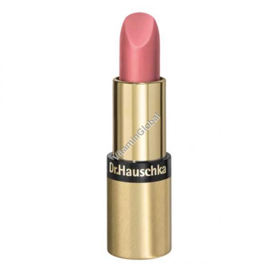Lipstick 07 Transparent Pink 4.5g - Dr. Hauschka