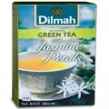 Green Tea with Jasmine Petals 100 tea bags - Dilmah