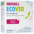 Ecological Dishwasher Tablets 25 tabs - Ecover