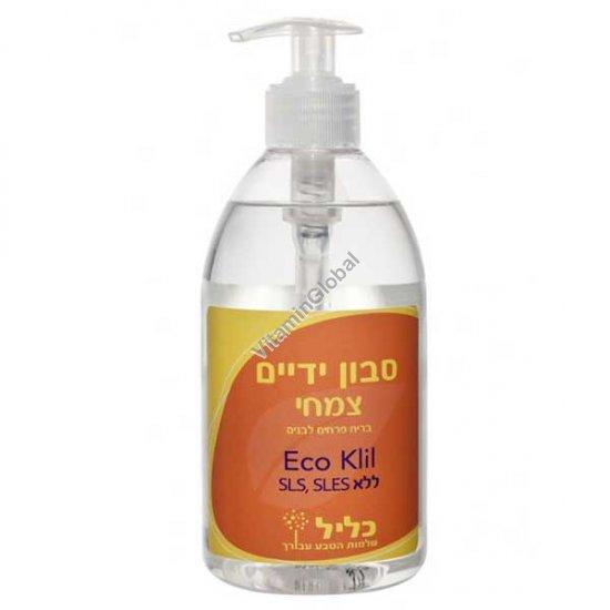 White Flowers Liquid Hand Soap 500 ml - Eco Clil