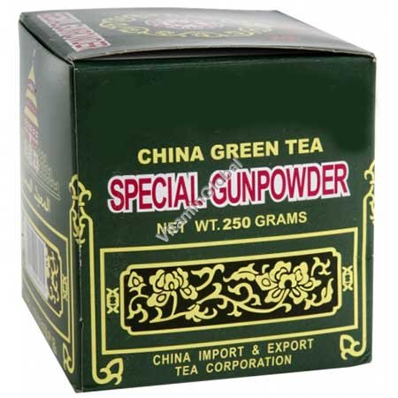 Special Gunpowder China Green Tea 250g (8.82 oz)
