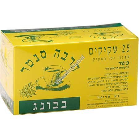 Chamomile Tea 25 tea bags - Herba Center