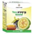Garcinia Tea Herbal Brew Assists a Diet Process 60 tea bags - Oriental Secrets