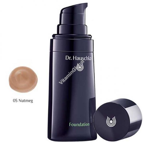 Foundation 05 - Nutmeg 30ml (1.00 fl oz) - Dr. Hauschka