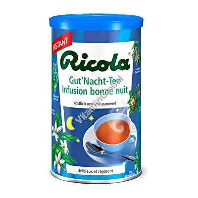 Good Night Instant Tea 200g - Ricola