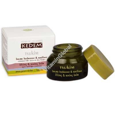 Tsukim - Eyes Lifting & Toning Balm 30 ml - Herbs of Kedem