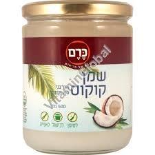 Organic Cold Pressed Coconut Oil 500 ml - Kerem
