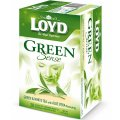 Green & White Tea with Aloe Vera Flavouring 20 tea bags - Loyd