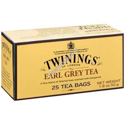 Earl Grey Tea 25 tea bags - Twinings