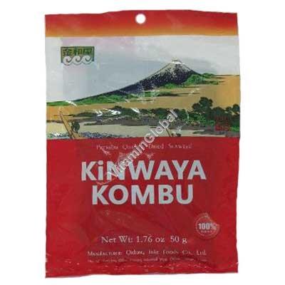 Dried Kombo Seaweed 40g - Taste of Asia