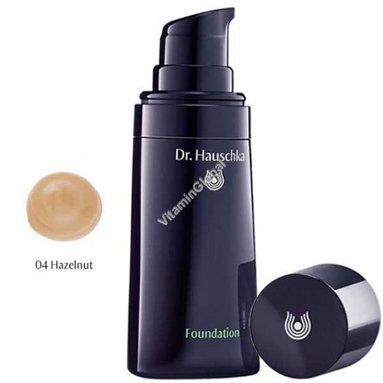 Foundation 04 - Hazelnut 30ml (1.00 fl oz) - Dr. Hauschka