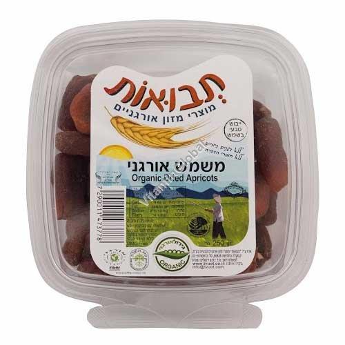 Organic Dried Apricots 250g - Tvuot