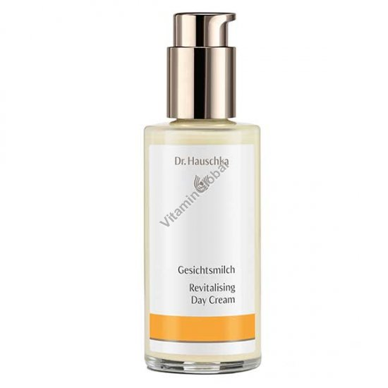 Revitalising Day Cream For Dry Skin 100ml - Dr. Hauschka