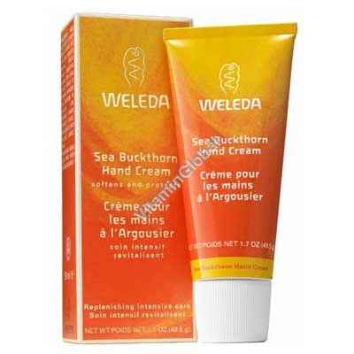 Sea Buckthorn Hand Cream 50ml - Weleda