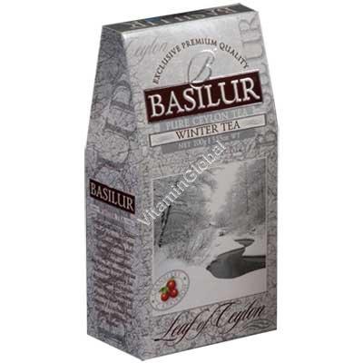"Pure Ceylon Black Tea ""Winter Tea"" 100g - Basilur"