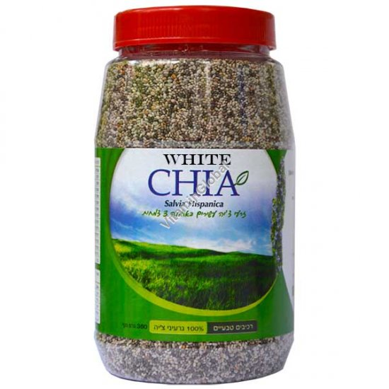 White Chia Seeds 360g - YGN