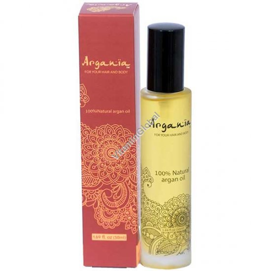 Natural Argan Oil 50 ml - Argania