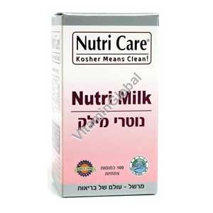 Nutri Milkit (Nutri Milk) 100 capsules - Nutri Care