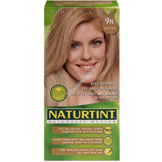 9N Honey Blonde - Naturtint