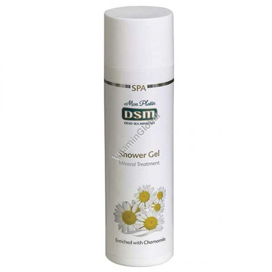 Shower Gel Mineral Treatment 500ml - Mon Platin
