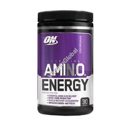 Amino Energy Concord Grape 270g - Optimum Nutrition