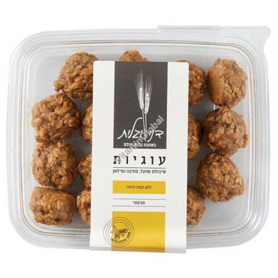 Oatmeal and Tahini Cookies 270g - Dani & Galit