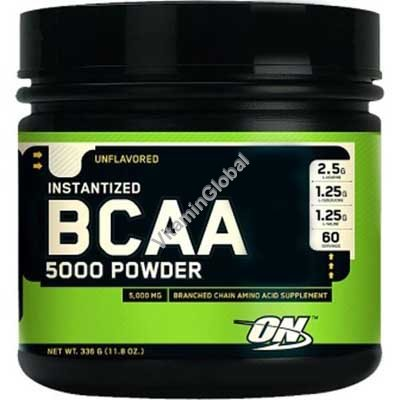 BCAA 5000 Powder 345g - Optimum Nutrition
