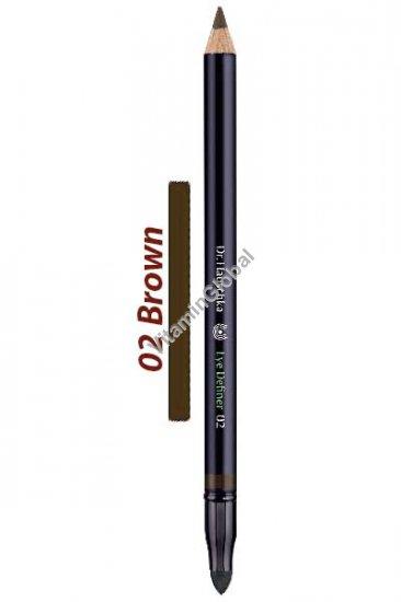 Eye Definer Brown 02 - Dr. Hauschka