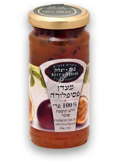 No Sugar Added Passion Fruit Jam 284g - Beit Yitzhak